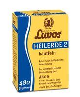 Luvos Heilerde 2 hautfein, 480 g